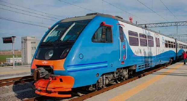 Комфортабельные поезда из Симферополя в Керчь и обратно пойдут в апреле