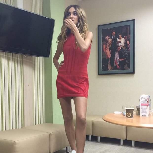 Как похудела Екатерина Варнава: минус 20 кг за 3 месяца