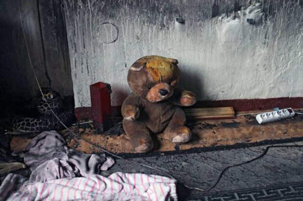 В Краснодаре двое детей надышались отравились угарным газом во время пожара