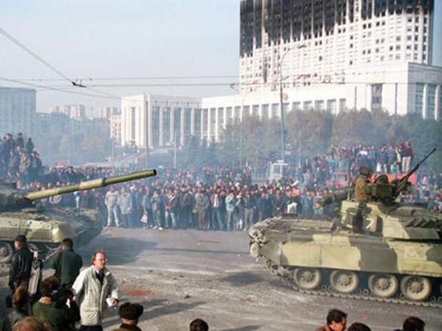 Сергей Удальцов: После расстрела Дома Советов у нас нет законной власти
