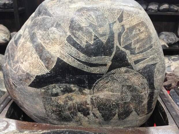 Камни Ики: послание древних цивилизаций