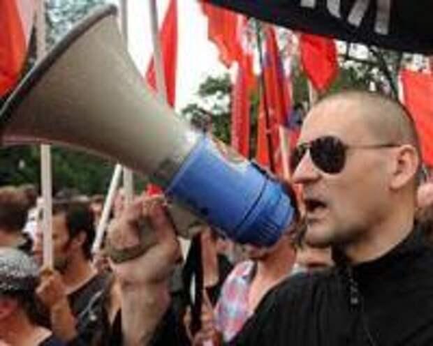 Суд отказал журналистке НТВ в иске против Удальцова