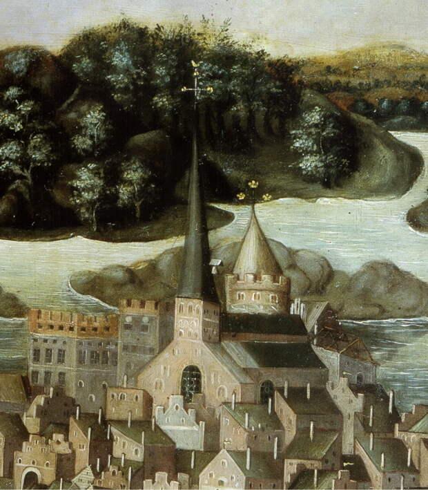 Стокгольм, 1520-е годы - Шведская «Игра Престолов»: регент Швеции против датского короля | Военно-исторический портал Warspot.ru