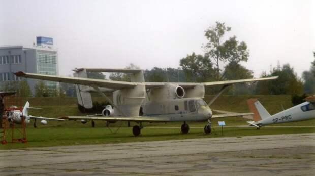 Американское СМИ назвало польский самолет самым «уродливым» в мире