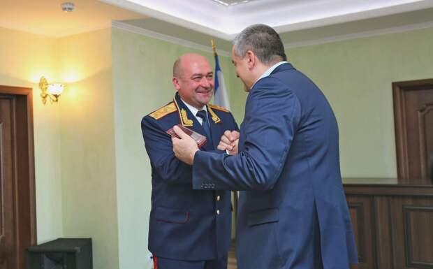 Аксенов назначил экс-главу крымского Следкома вице-премьером