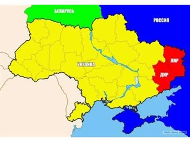 Кто заберет «бесхозный» юго-восток Украины?
