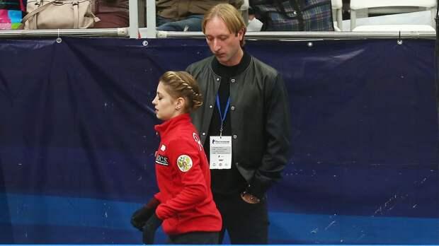 Рудковская отреагировала на слухи о возвращении Косторной к Тутберидзе от Плющенко