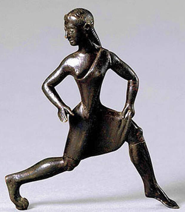 Древнегреческая сексуальная революция