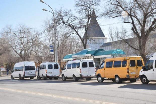 Астраханские маршрутчики массово уходят из бизнеса