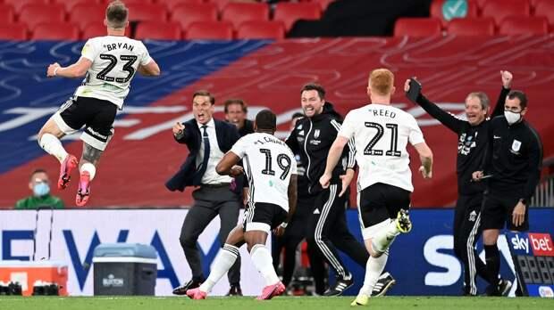 Аутсайдер АПЛ «Фулхэм» победил «Эвертон» и прервал свою 12-матчевую безвыигрышную серию