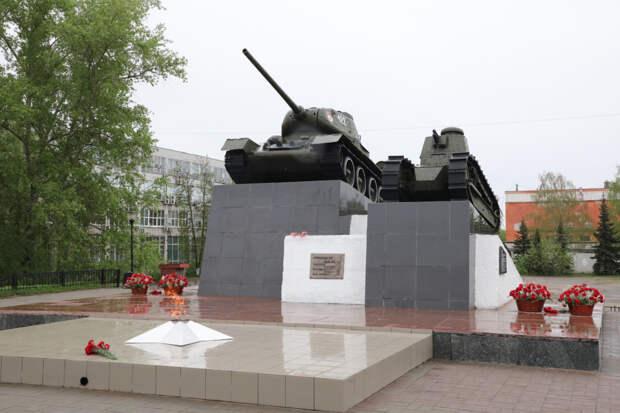 Еще один Вечный огонь зажгли в Нижнем Новгороде