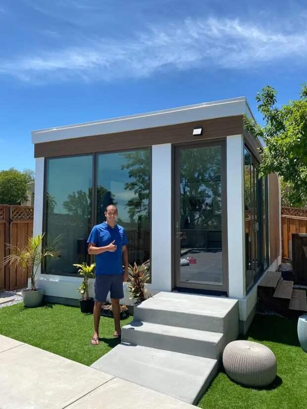 Дом изпринтера: американская компания предлагает потрясающее 3D жилье, которое строится засутки
