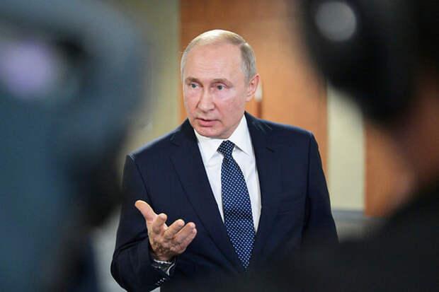 Путин ответил на предложение Зеленского провести переговоры в Минске