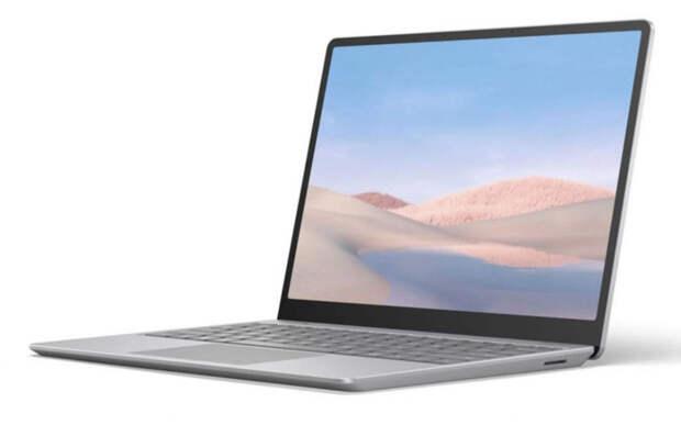 Анонсирован легкий и недорогой ноутбук Microsoft Surface Laptop Go