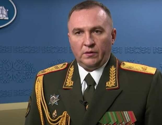 Минобороны Белоруссии снова заявило о попытках извне сменить власть в стране