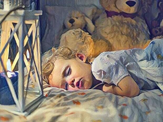 Простые действия перед сном, которые помогают ребенку заснуть за 10 минут