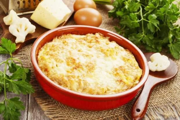 Запеканка из капусты с яйцом. Это простое блюдо точно не оставит вас равнодушным к запеканкам 2