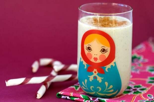 Рецепты из детства. Гоголь - моголь