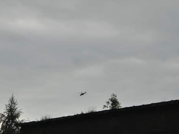 """Заброшенный немецкий аэродром Люфтваффе """"Нойтиф"""". Обратный путь"""