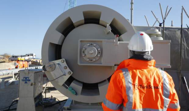«Турецкий поток» привел ксокращению транзита газа через Украину