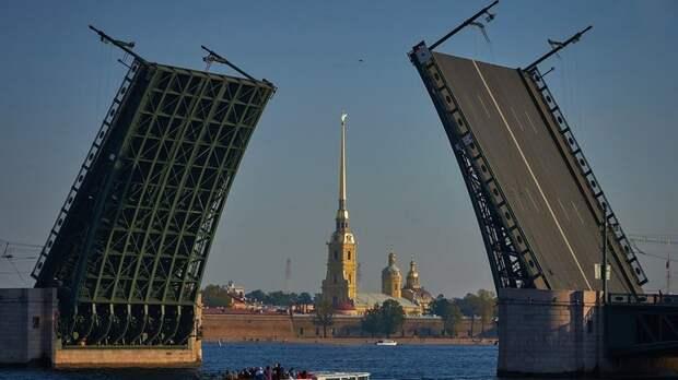 Скандинавский антициклон принесёт в Петербург ясную и солнечную погоду