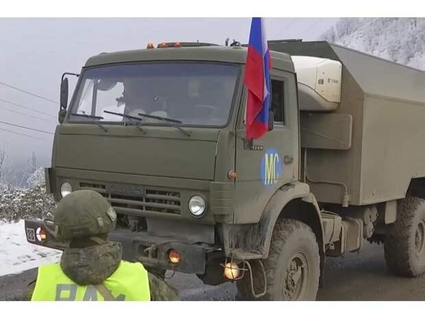 Бортников в Закавказье выступил как GPS