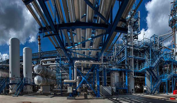 Почти на5% увеличили переработку сырья российские НПЗ виюле 2020