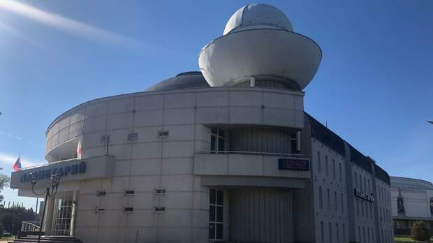 Внижегородском планетарии появился космический тренажер