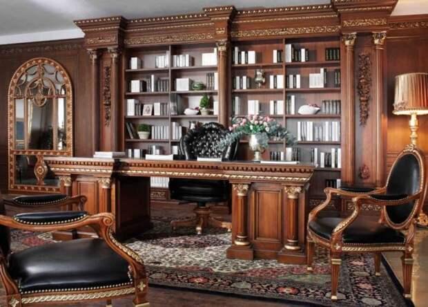 Мебель для небожителей