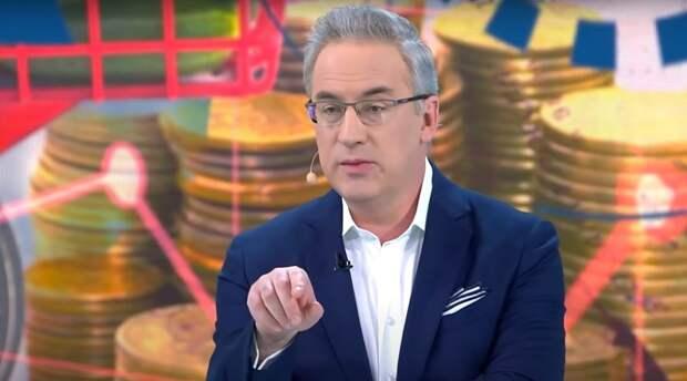 Ведущий Андрей Норкин одним анекдотом высмеял путаницу в заявлениях Джо Байдена
