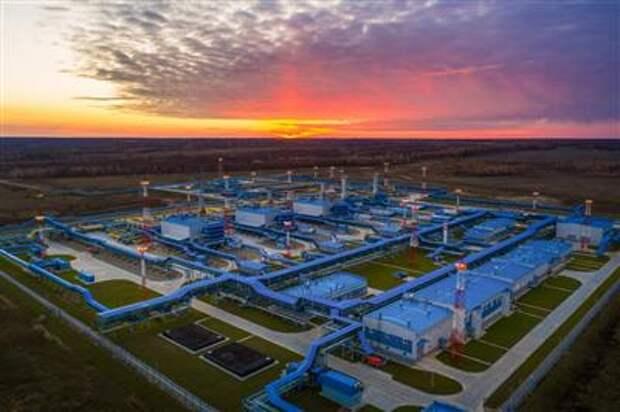 """Газпрому"" удалось ""списать"" налогов на сумму в 1 млрд рублей"