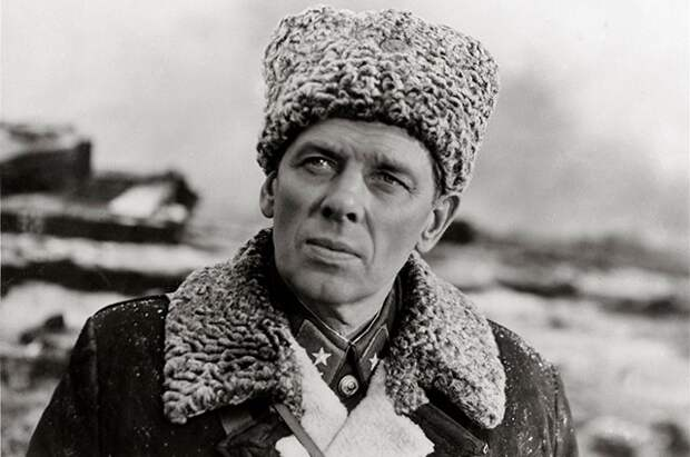 Георгий Жженов. Экипаж без командира.