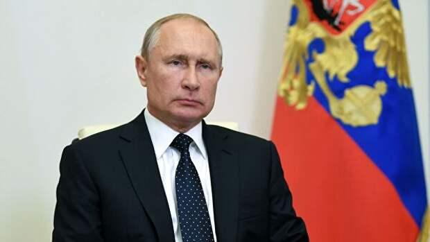 Путин проведет встречу с главой Югры