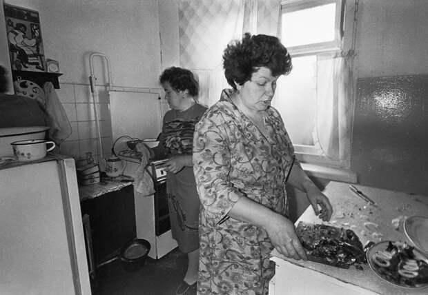 Миф об «особой душевности» советских людей.