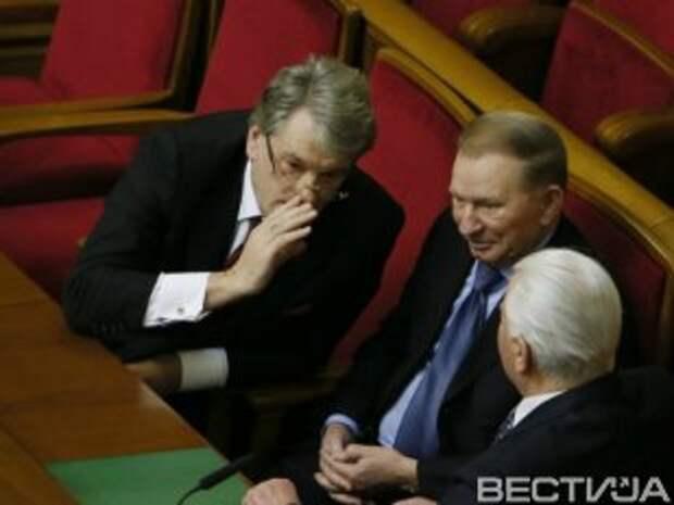 Бывшие президенты Украины призвали Запад помочь Украине защититься от России