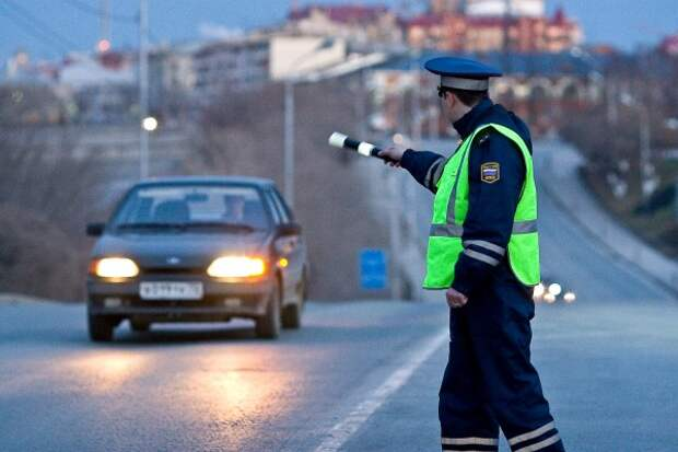 12 ДТП в Севастополе и ряд нарушений