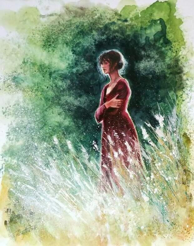 Картина Елены Капустиной