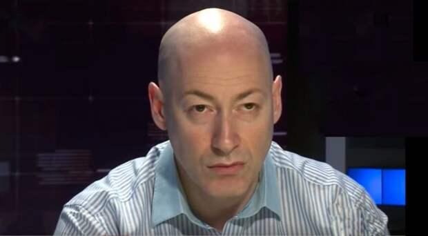 Гордон признал поражение в споре с россиянином, сделав неожиданное заявление