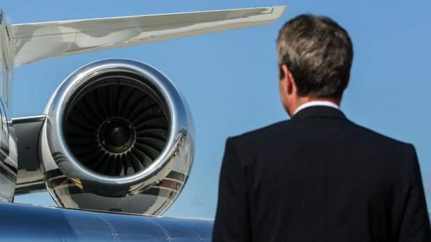 Личный самолет