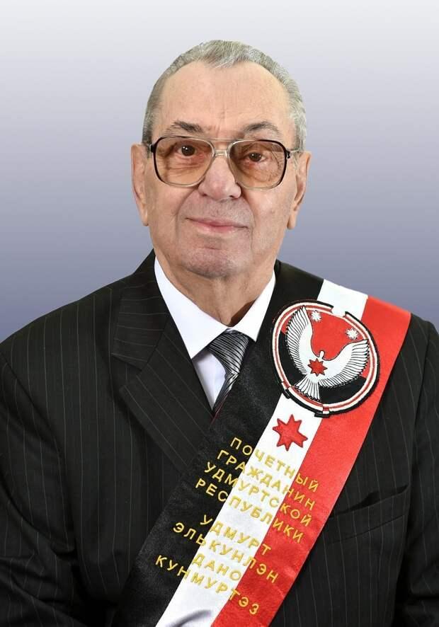 Ушел из жизни бывший прокурор Удмуртии Виктор Походин