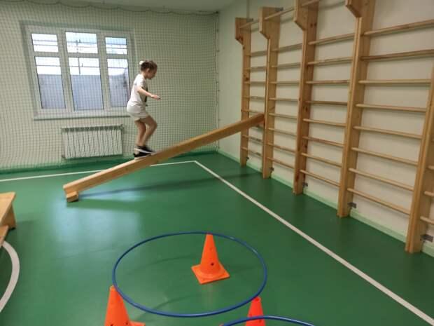 Уроки физкультуры помогут физическому развитию детей
