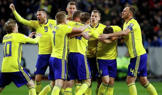 Правительство Швеции прекратило бойкот ЧМ-2018 после успеха своей сборной