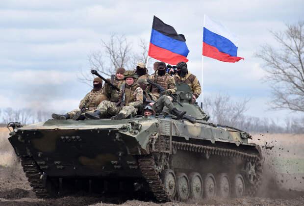 Если Украина пойдёт ватаку: Глава ДНРнеисключил, чтообратится запомощью