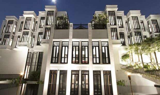 """Фантастический отель """"Сиам"""" в Бангкоке"""