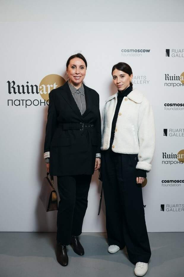 Ирина и Инга Меладзе, Полина Аскери, Ингрид Олеринская и другие на коктейле в Москве