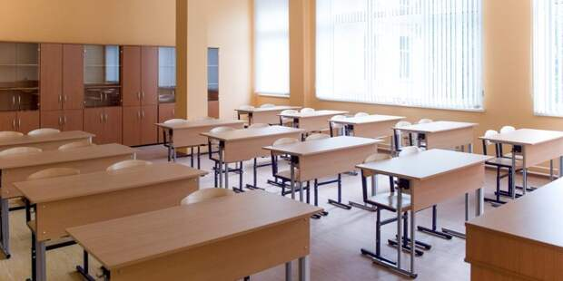 В школе на улице Врубеля стало больше учебных мест