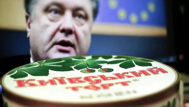 У Порошенко, кроме конфет, в России нашелся и другой бизнес – СМИ
