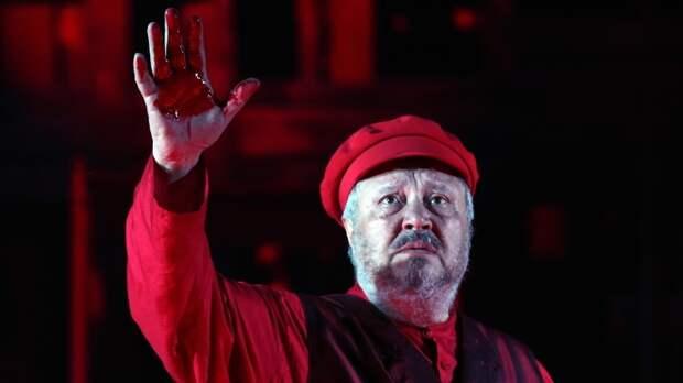 Сергей Степанченко: Наше кино нуждается в персонажах из былинного эпоса