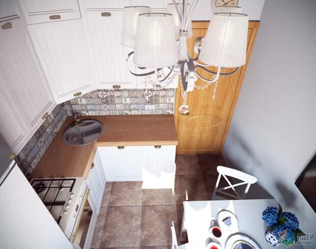 Кухня 5,3 кв.м