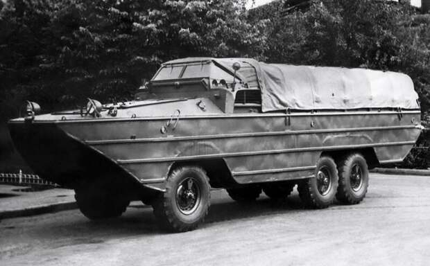 ЗИС-485 «БАВ» СССР, авто, история, факты